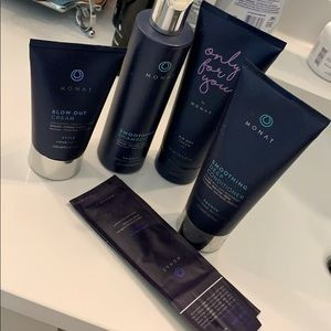 Full monat products only used once